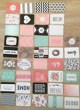 "Project Life Cards Becky Higgins Cottage Living Edition 42 Karten 3x4"""