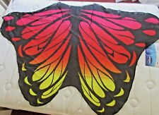 NEW Large Butterfly Beach Wrap Cover Up Sarong Full length  UK SELLER FREEPOST