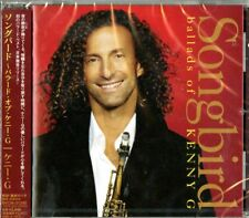 KENNY G-SONGBIRD BALLAD OF-JAPAN ONLY CD F37