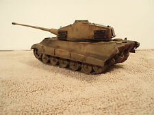 BUILT 1/48  KING TIGER 2 GERMAN PANZER WW 2 TANK PROFESSIONALLY BUILT