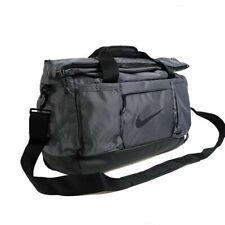 Nike Vapor Small Duffle Bag Gym Sports Gray Shoe compartment