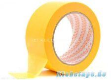 SOFT-TAPE ORO Maschera Nastro adesivo 25mm x 50m ad. taglienti Bordi di colore
