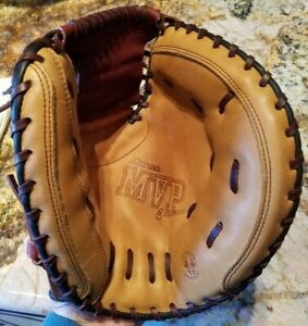 New Custom Mizuno MVP Softball Fastpitch Catchers Mitt, 33 inch, RHT