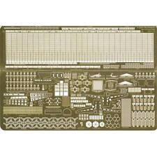 Porte-avions USS Hornet kit pour Trumpeter  1/350