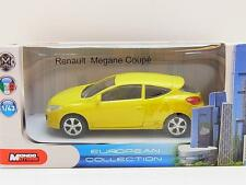13250   Mondo Motors Renault Megane Coupé 1:43 Die-Cast Modellauto NEU OVP