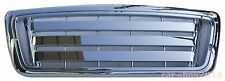 Ford F-150 Pickup Trunk 2004-2008 Front Grille Chrome G.G. Style