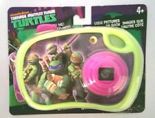 NEW Teenage Mutant Ninja Turtles Play Camera Toy Lights Sounds 10 Pictures TMNT