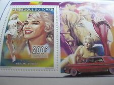 Chad-1996-famous people-Marilyn Monroe-MI.1277A