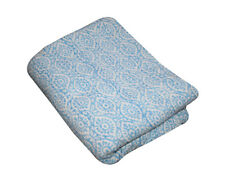 Vintage Hand Made Indian Kantha Bed Spread Throw Quilt King Size *FREE POSTAGE*