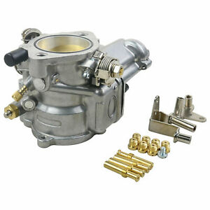 Motorcycle Carburetor for Harley Buell Big Twin & Sportster Shorty Carb Super E