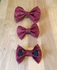 Dog/Doggy/Puppy Bow Tie Elegant/Posh/Glitter