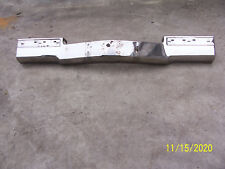 1987 1989 1991 BROUGHAM FRONT BUMPER CENTER FACE BAR OEM USED PIT WEAR CADILLAC