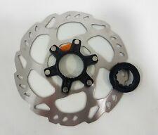 SHIMANO 105 SM-RT70-S Centre Lock Ice Technology Disc Brake Rotor 160mm
