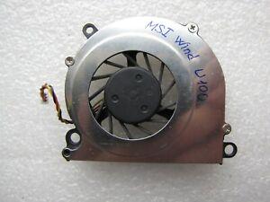 E32-080011-MC2 - MSI Wind U100 CPU cooler fan