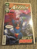 SUPERMAN ACTION COMICS #1020 CURRENT BENDIS SERIES CURRENT ISSUE [DC, 2020]