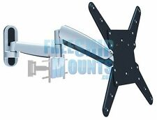FULL MOTION COUNTERBALANCE TILT SWIVEL LED TV WALL MOUNT 32 37 40 42 46 47