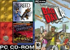 the creed + mission chameleon & american mcgee bad day la  new&sealed