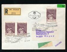 Christkindl-Recobrief 28.11.1969 Ersttag  (CH14)