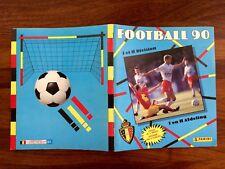 Panini Football 90 Belgium I and II Division  Álbum Completo