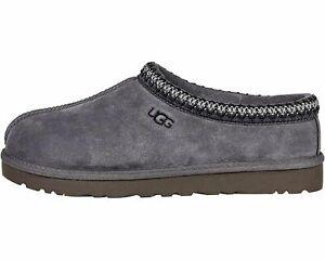 [5950-DGRY] UGG Men's Tasman Casual Clog Slippers Dark Grey *NEW*
