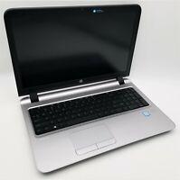"""HP 15.6"""" ProBook 450 G3 Intel Core i7-6500U 2.50GHz 8GB DDR4 RAM 256GB SSD Win10"""