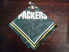 Green Bay Packers Bandana ---Official NFL Licensed---