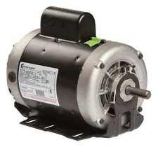 1.5 hp 3450 RPM 56 Fr 115/208-230V Belt Drive Cap Start Blower Mtr Century B722L