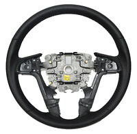 Genuine Holden VE SS Leather Steering Wheel Black GMH WM Commodore SV6 Berlina S