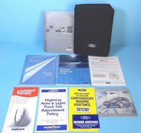 02 2002 Ford Focus owners manual
