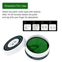 60Pcs/bottle Anti-Wrinkle Dark Circle Firming Under Eye Patches Pad Mask Gel