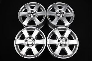 Alfa Romeo Citroen Fiat Lancia Opel Peugeot 15 Zoll Alufelgen 6,5Jx15 ET27 5x98
