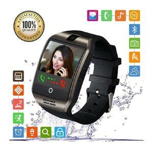Smart Watch Phone con SIM Card Slot Camera Touch Screen Orologio Intelligente
