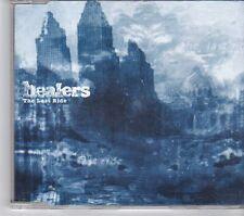 (EW636) Healers, The Last Ride - 2001 CD