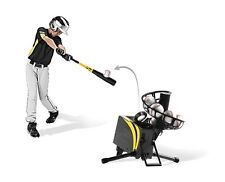 Baseball Pitching Machine SKLZ Catapult Soft Toss Batting Fielding Trainer Kids