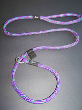 bulk 6 Dog Training Slip Correction lead and collar in 1