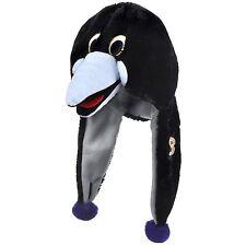 Baltimore Ravens Team Logo - Mascot Dangle Hat - NEW soft plush