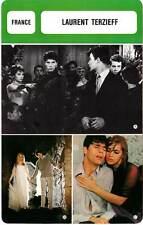 FICHE CINEMA :  LAURENT TERZIEFF -  France (Biographie/Filmographie)