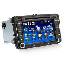 Camera+for VW Golf 5 6 MK5 Passat CC EOS Car DVD Player Radio GPS Navi BT Stereo