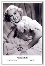 Patricia Ellis (C Swiftsure Postcard year 2000 modern print 129/10 glamour photo