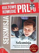 Seksmisja (DVD) Juliusz Machulski - Region ALL / Polish, Polski