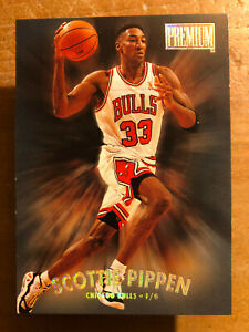 SCOTTIE PIPPEN 1997-98 SKYBOX Premium #48