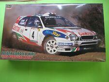 TOYOTA COROLLA WRC (PORTUGAL RALLY 1999) BY HASEGAWA 1/24 - REF.20202
