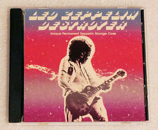 CD Led Zeppelin The Destroyer (c) Condor/Toasted 1901 Australia 1989