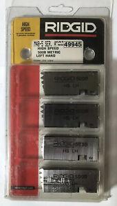 Ridgid 49945 Series A Metric Left Hand M48 Dies