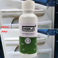 HGKJ-13 Car Interior Cleaner High Concentrated Plastic Foam Agent 20ml/50ml EB