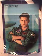 TOM CRUISE - GRANDE POSTER 60x90 cm - ANNO 1989 - Usato