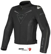 Dainese Super Speed Textile Motorcycle Jacket sz 48 Euro