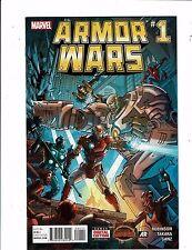 Lot Of 5 Armor Wars Marvel Comic Books # 1 2 3 4 5 NM 1st Print Secret Wars RF4