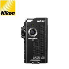 Nikon KeyMission 80 Action Camera ActionCam Genuine Black