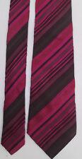 -AUTHENTIQUE  cravate cravatte (Louis) FÉRAUD  67% soie 33% coton  TBEG  vintage